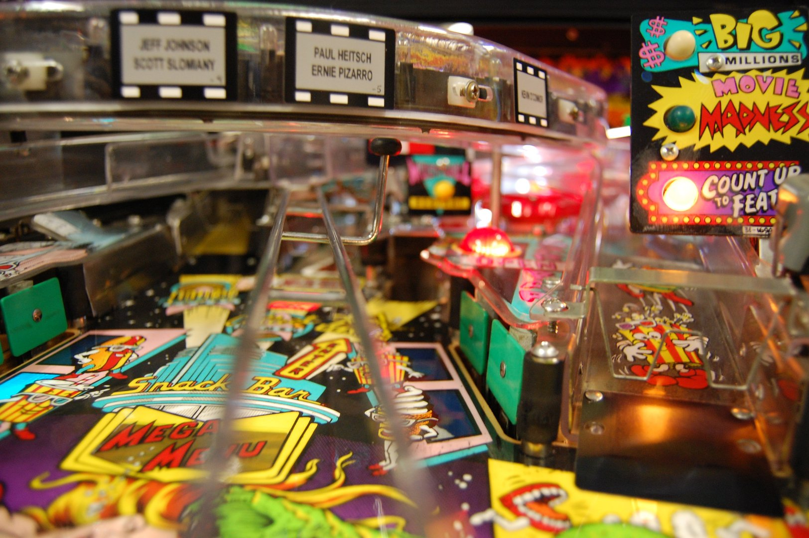 Seattle Pinball Museum