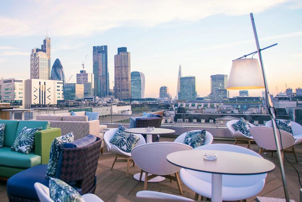 Montcalm Royal London House – City of London