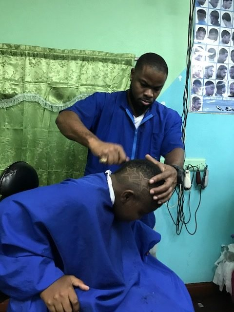 Bling Cuts Barbershop