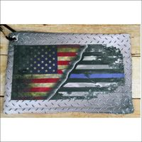Thin Blue Line Shirts and Gifts Laws Cop Shop